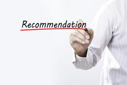 Статья с рекомендацией копирайту